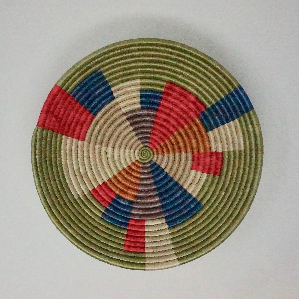 Rwandan Basket Weavers